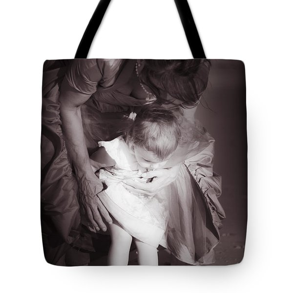 Love And Trust Tote Bag