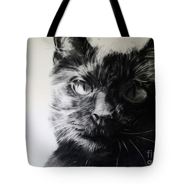 Love Tote Bag by Valerie  Bruzzi