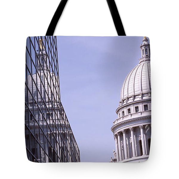 Low Angle View Of A Government Tote Bag by Panoramic Images