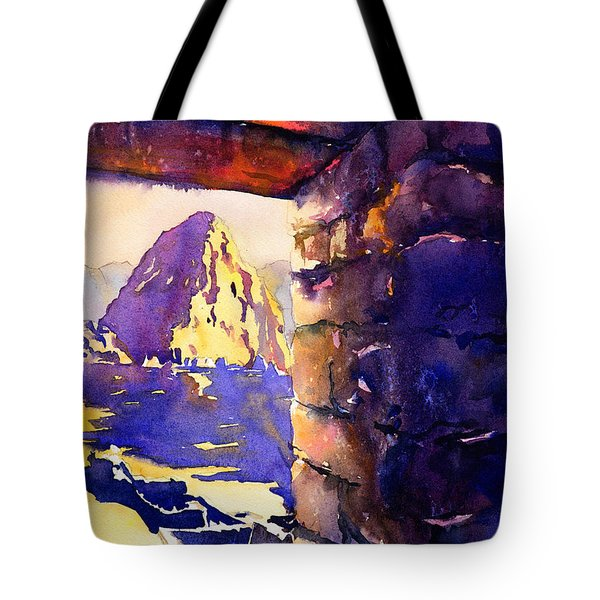 Machu Picchu Tote Bag by Ryan Fox