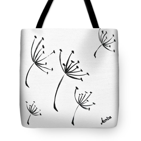 Make A Wish Tote Bag by Marianna Mills