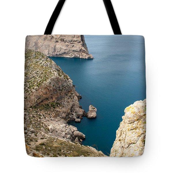 Mallorca View Tote Bag