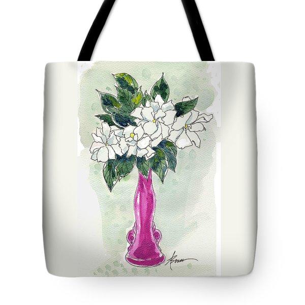 Mama's Vase Tote Bag