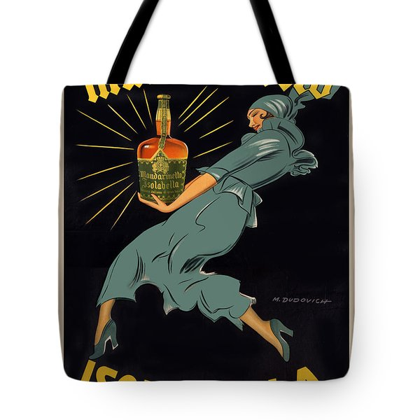 Mandarinetto Tote Bag