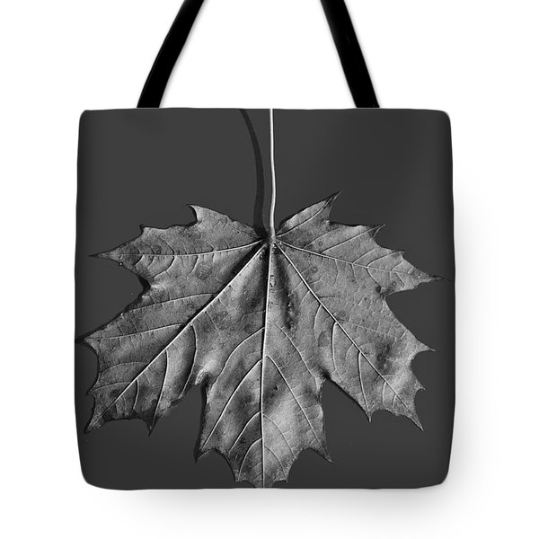 Maple Leaf Tote Bag by Steven Ralser