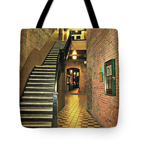 Market Square Tote Bag