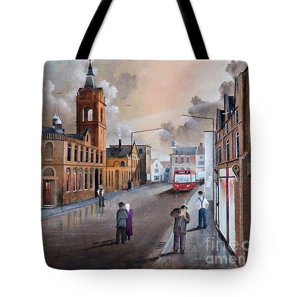 Market Street - Stourbridge Tote Bag