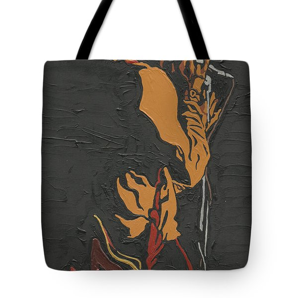 Martin Luther Mccoy Tote Bag