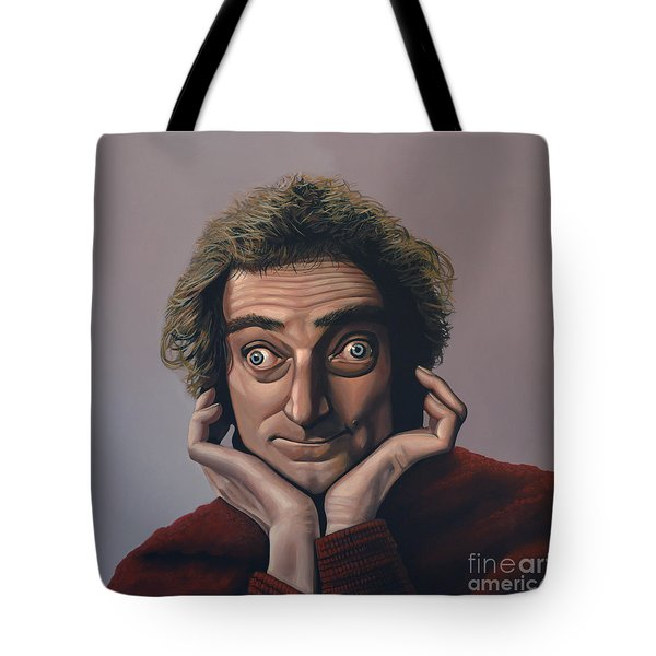 Marty Feldman Tote Bag by Paul Meijering