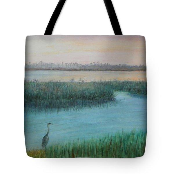 Matanzas River Morning Tote Bag