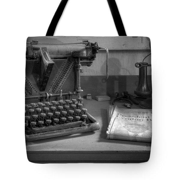 Memories Tote Bag by Debra and Dave Vanderlaan