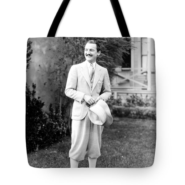 Tote Bag featuring the photograph Men's Fashion, C1925 by Granger