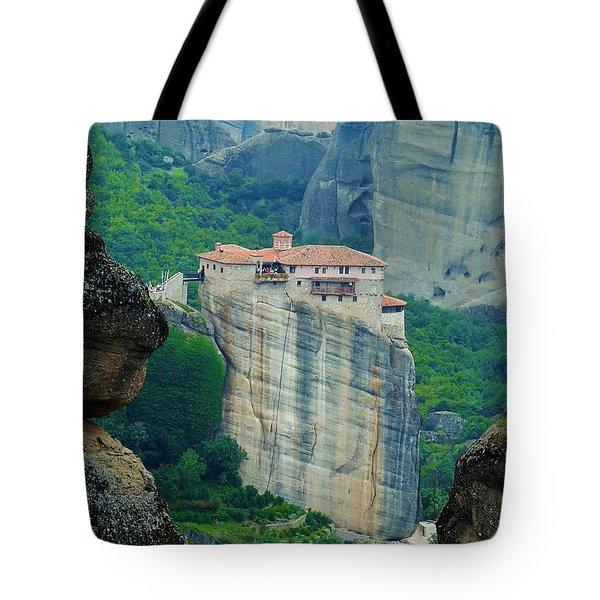 Meteora Tote Bag