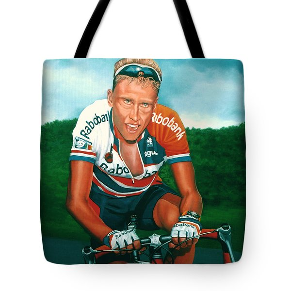 Michael Boogerd  Tote Bag