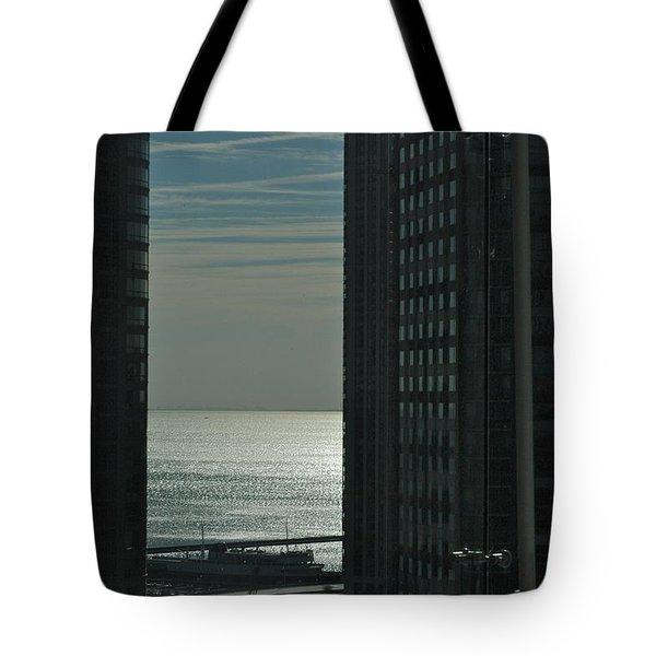 Michigan Tote Bag by Joseph Yarbrough