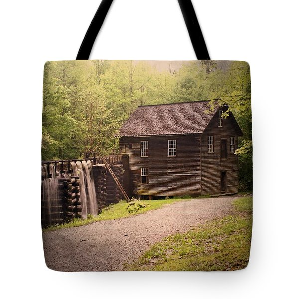 Mingus Mill Tote Bag by Marty Koch
