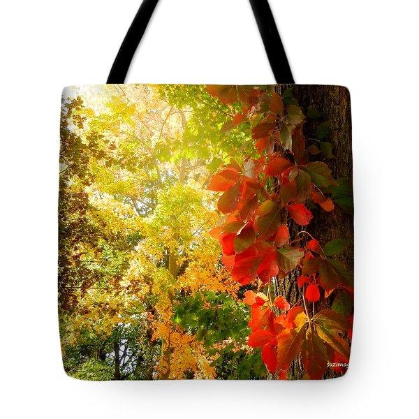 Minnesota Jungle Tote Bag