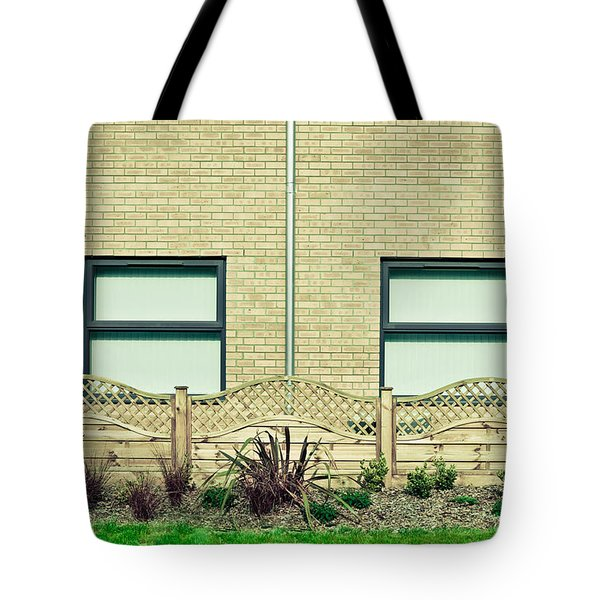 Modern Building Tote Bag