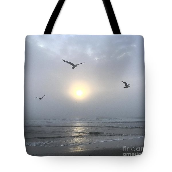 Moment Of Grace Tote Bag