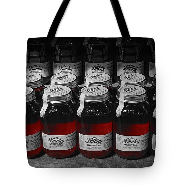 Moonshine Tote Bag