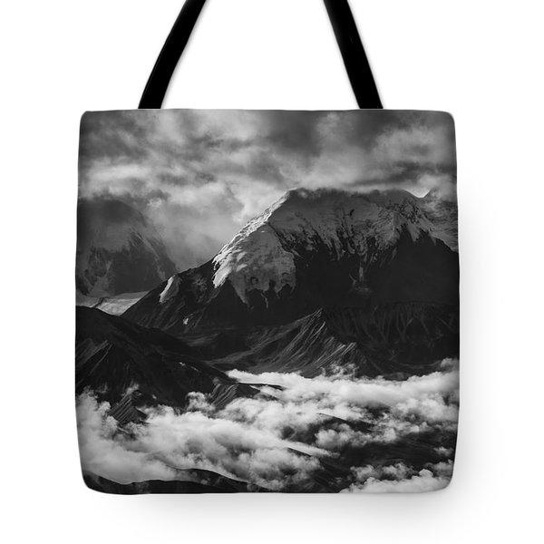 Mount Brooks Tote Bag