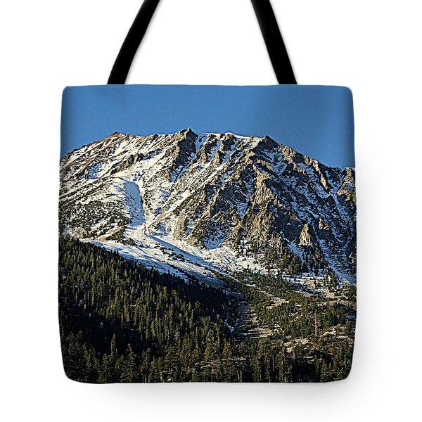 Mount Tom Tote Bag