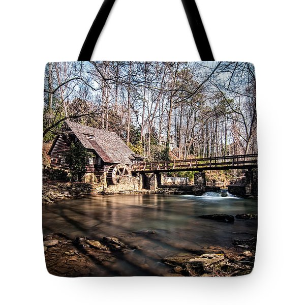 Mountain Brook Mill Tote Bag