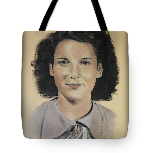 Mrs Crye Tote Bag