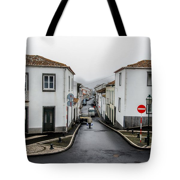 Municipality Of Ribeira Grande Tote Bag