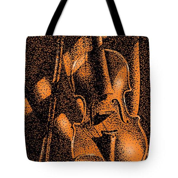 Music Box Tote Bag