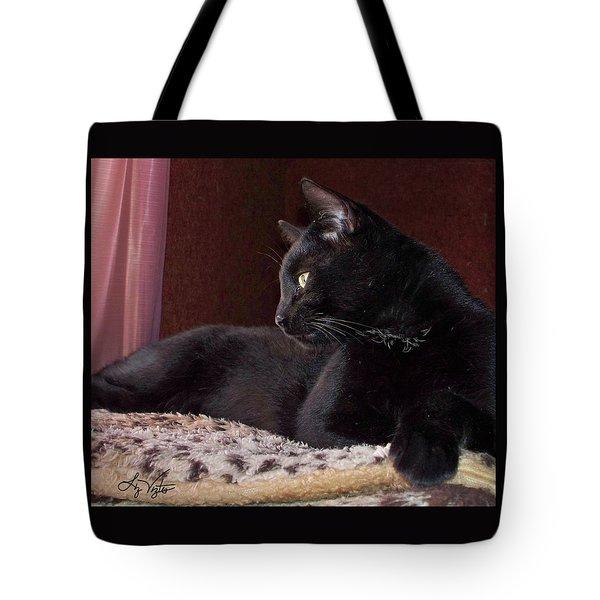 My Boy Charlie Tote Bag