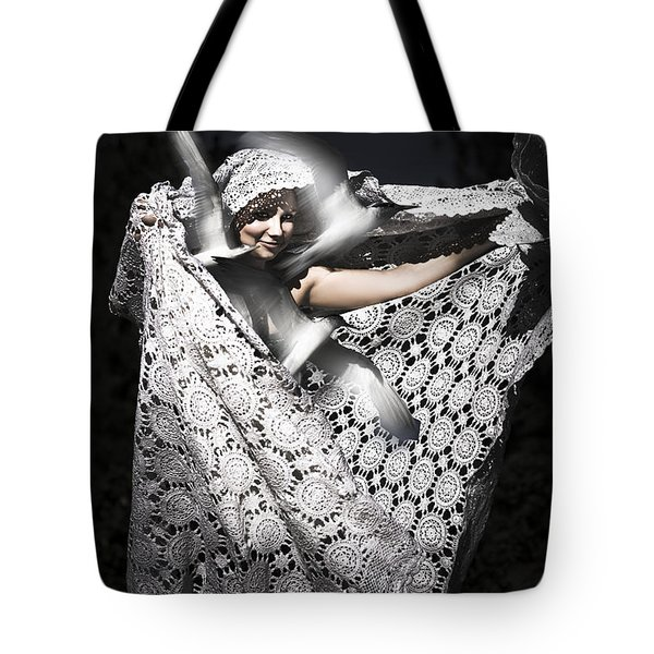 Mystical Freedom Release Tote Bag