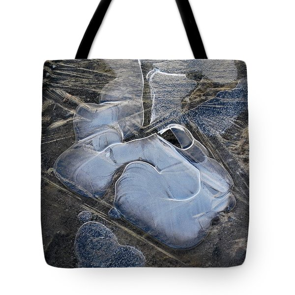 Nature Abstraction Tote Bag by Marija Djedovic