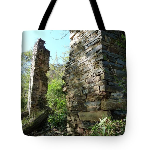 Tote Bag featuring the photograph Nature's Door by Jane Ford