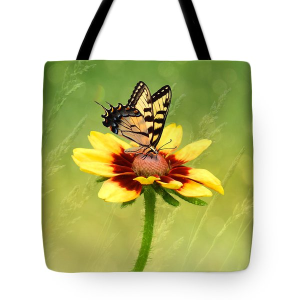 Natures Gifts Tote Bag by Nina Bradica