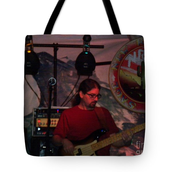 Tote Bag featuring the photograph New Riders Of The Purple Sage by Kelly Awad