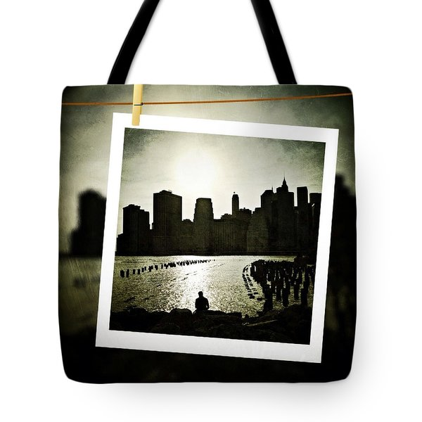 New York In June Tote Bag by Natasha Marco