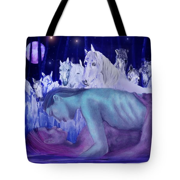 Parallel Universe Tote Bag