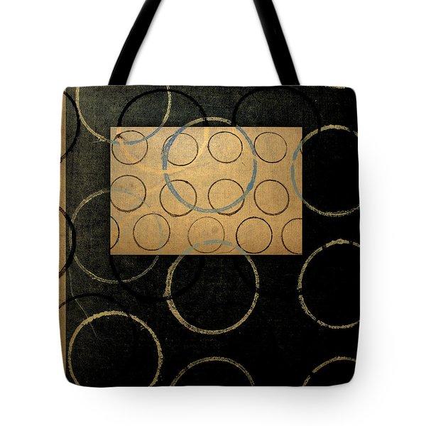 No Coasters Tote Bag by Carol Leigh