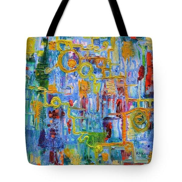 Nonlinear Tote Bag