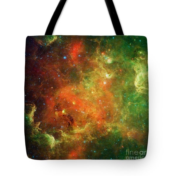 North America Nebula Tote Bag by Science Source