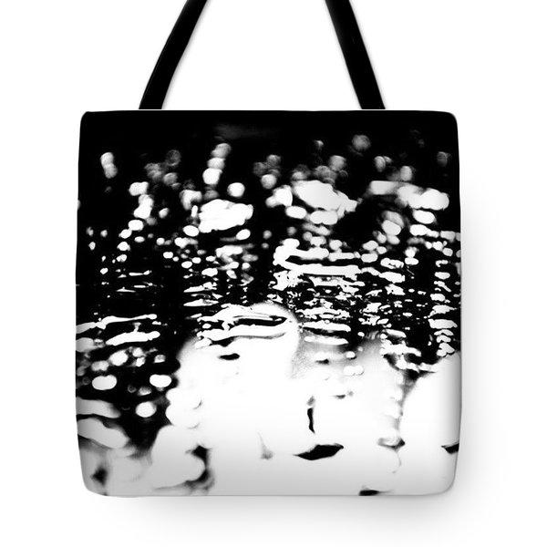 Water On The Mirror Tote Bag