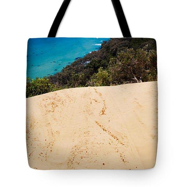 Oasis Island Paradise Tote Bag