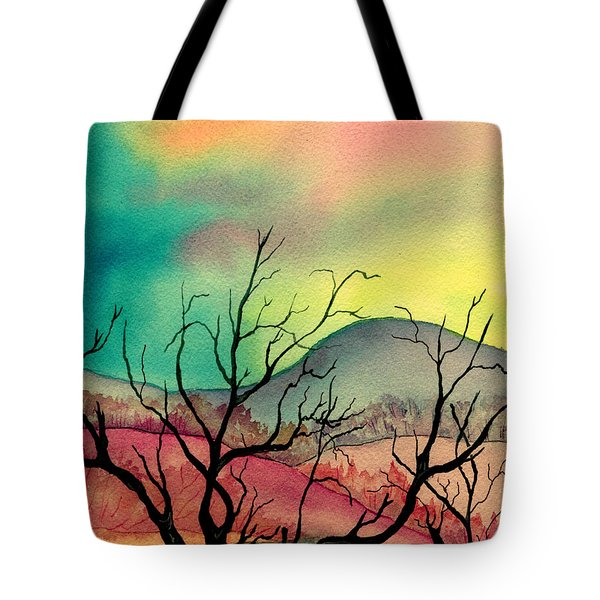 October Sky Tote Bag