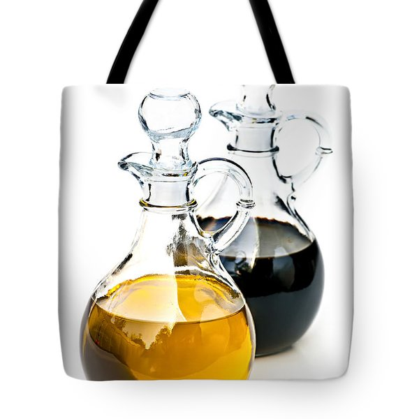 Oil And Vinegar Tote Bag