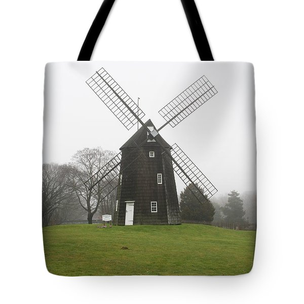 Old Hook Mill Tote Bag