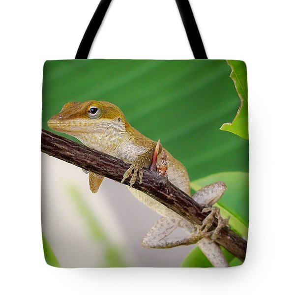 On Guard Tote Bag by TK Goforth