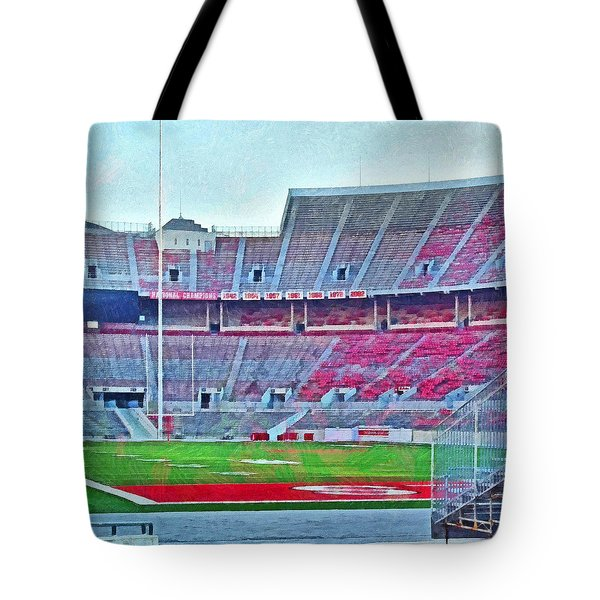 On Hallowed Ground Tote Bag