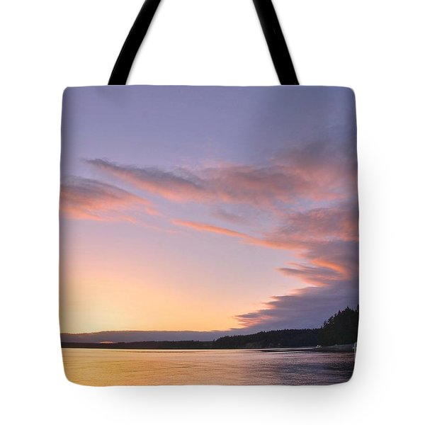 On Puget Sound - 2 Tote Bag