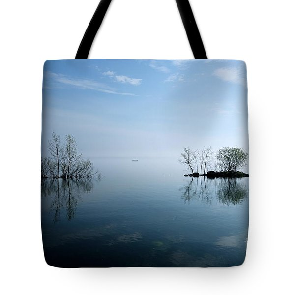On The Horizon Tote Bag by Jacqueline Athmann